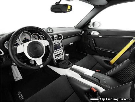 Тюнинговый Porsche GT2 оказался быстрее Nissan GT-R и Lamborghini Murcielago