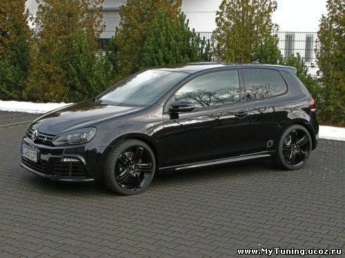 B&B, Volkswagen Golf R,Volkswagen, Golf