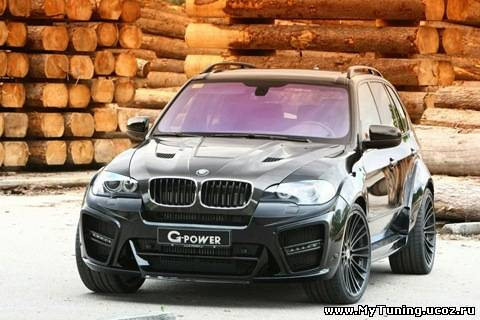 G-Power, X5, BMW X5,Silverstone,Michelin
