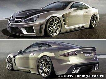 Carlsson, Mercedes-Benz, Carlsson C25, Mercedes-Benz SL, SL, AMG